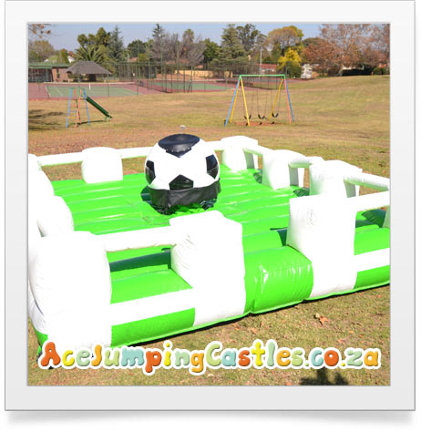 Mechanical Soccer Ball