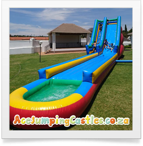 Mini Giant Slide (5m High)